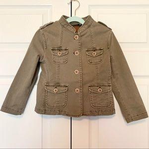 Massimo Dutti Girls Jacket
